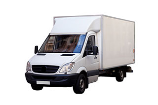 Luton Van for hiring
