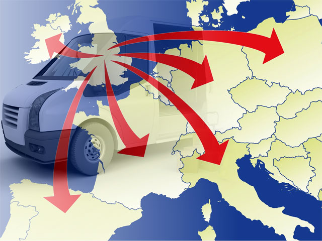 European removals by SoFast Removals and Deliveries