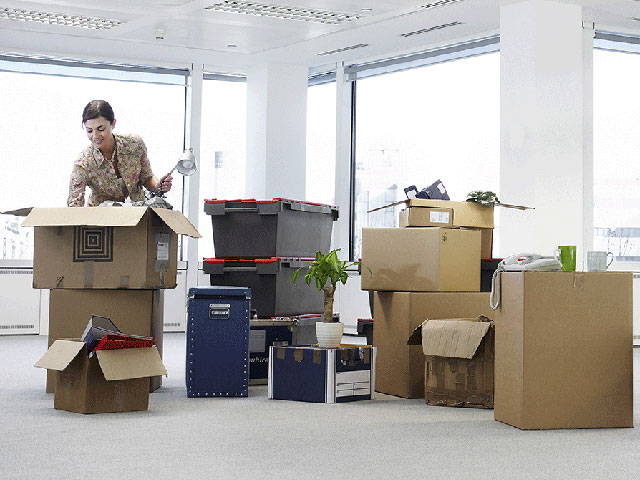 Office Removals in UK and UE